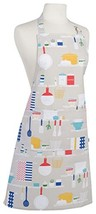 Now Designs Basic Cotton Kitchen Chef's Apron, Cooks Collection, - $26.22