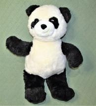 """22"""" Gund PANDA BEAR VINTAGE Large Plush Stuffed Animal Cuddly Black Whi... - $22.44"""