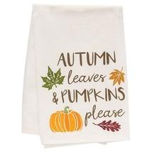 Autumn Leaves Dish Towel - £26.18 GBP