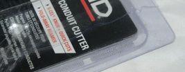 Ridgid 32920 Tubing Conduit Cutter X Cel Knob Fold Away Reamer image 7