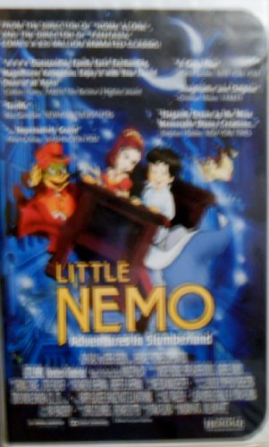 Little Nemo: Adventures in Slumberland [VHS] [VHS Tape]
