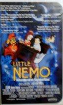 Little Nemo: Adventures in Slumberland [VHS] [VHS Tape]
