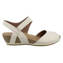 DANSKO Vera Oyster Nubuck Wedge sandals sz 39/9 - $43.35