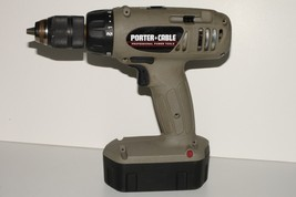 """Porter Cable Cordless Drill Driver 19.2 V 1/2"""" Model 826 With Battery - $39.99"""