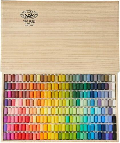 Gondola Soft Pastels 242 Colors Set Handmade Art Supplies FREE ship Worldwide