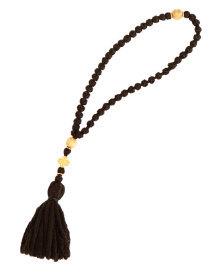 50 knot woolen prayer rope l07