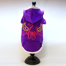 Alphadog Series Angel Embroidery Hooded (Hoody) T-Shirt with pocket for ... - $12.45