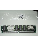 72 Pin SIMM with Tin connectors 16 module  2MX32-6 SIMM 1997 - $14.85