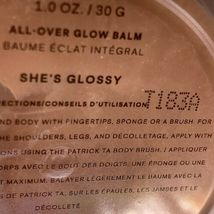 NIB Patrick MAJOR Glow All Over Balm SHE'S GLOSSY image 3
