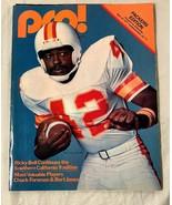 NFL Pro Football Program-Houston Oilers vs Green Bay Packers-1977...Rick... - $9.89