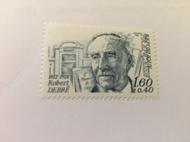 France Famous Robert Debré pediatrician mnh 1982 - $0.99