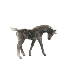 Hagen Renaker Miniature Horse Morgan Colt Ceramic Figurine image 1