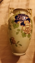 Japanese Hand Painted Nippon Vase - $25.00