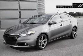 2014 Dodge DART sales brochure catalog 14 Aero SXT Rallye Limited GT - $6.00