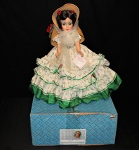 """Madame Alexander Scarlet Portrait 21"""" Doll #2259 with Wrist Tag, Card and Box - $80.00"""