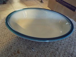 Wedgwood oval serving bowl (Blue Pacific) 2 available - $35.29