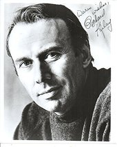 Richard Kiley (d. 1999) Signed Autographed Vintage Glossy 8x10 Photo - C... - $44.54