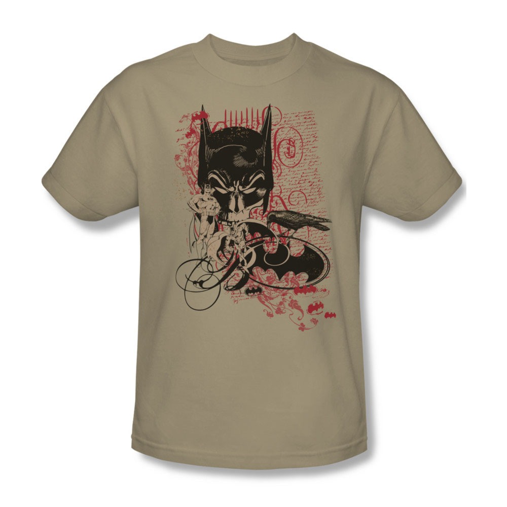 Bm1540 at retro batman dc comics the dark knight gotham city for sale online graphic tee