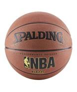 "Spalding NBA Street Basketball -Official NBA Size 7 (29.5"") - $15.89"