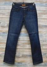 Dry Aged Denim James Jeans 27 x 30 Straight leg Women's Tom Bliss Stretc... - $27.76