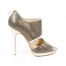 Jimmy Choo Private Glitter Sandals SZ 40 - $205.00