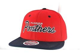 Florida Panthers Red/Black NHL Baseball Cap Snapback - $21.99