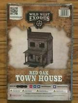 Wild West Exodus - Red Oak Town House (Terrain) Weird West Building -=NEW=- - $32.95