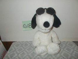 Peanuts Giggling Snoopy with Glasses - $14.99