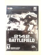 BATTLEFIELD 2142 PC DVD GAME (DN1) - $8.95
