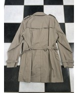 NWT 100% AUTH Burberry Men's Brit Britton Double Breasted Trench Coat XL... - $592.02