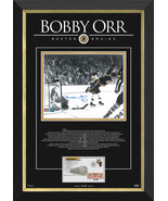 """Bobby Orr """"The Goal"""" Signed 11x14 Limited Edition 4/44 - Boston Bruins -... - $3,205.00"""