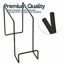 Zone Tech Hard Hat Hooks/Rack - Premium Quality Sturdy Steel Over the Seat Multi image 3