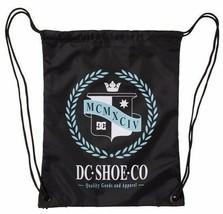 DC Shoes Co Laurel Crest Simpski Schwarz/Pool Gurt Sporttasche Rucksack