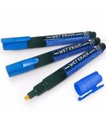 Pentel Nass löschen Kreide Markierstift - Medium Meißelspitze – 3er Pack... - $14.94