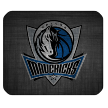 Mouse Pad The Dallas Mavericks American Professional Basketball Sports Game - $9.00