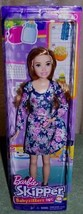 "Barbie Skipper BABYSITTERS INC Blonde Doll 10"" New - $19.50"
