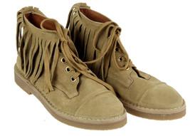 Madewell X Daryl K Shawna Fringe Boots 8.5 E9949 - $119.59
