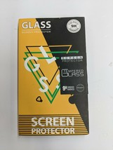 Tempered Glass Screen Protector Samsung Galaxy S8 Black 2pk - $6.93