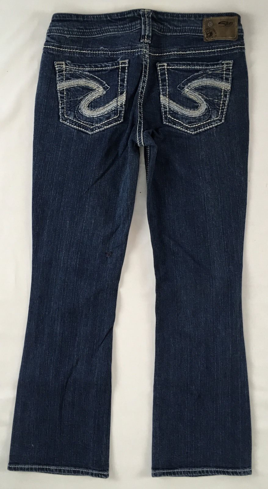 New SILVER Jeans Sale Buckle Mid Rise Aiko Bootcut Stretch Jean 27 X 29