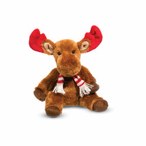 """Minty Moose Pudgie (Holiday) Small 8 """" by Douglas - $17.82"""
