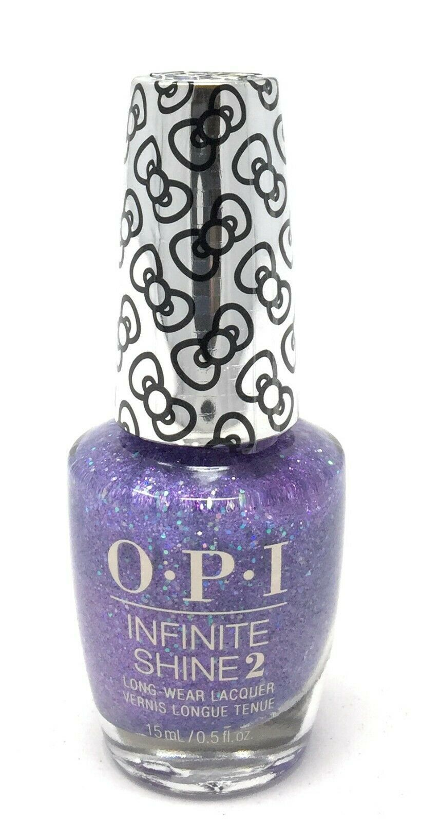 OPI Infinite Shine- Hello Kitty Collection- .5oz- Pile on the Sprinkles , HRL37