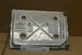 11-12 Dodge Journey Engine Control Unit ECU P05150656AA Module 279-9D3 - $64.99