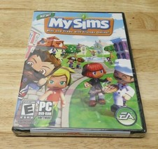 NEW MySims PC DVD Computer game Complete My Sims EA Interactive Online Play - $19.79