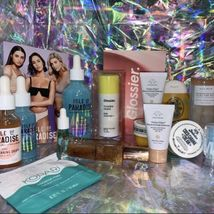 New With Tags Summer Forever Lot Bum Bum Isle Of Paradise Glow Recipe Glossier image 8