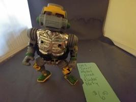 1989 Teenage Mutant Ninja Turtles Metal Head Action Figure - $6.00