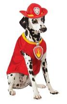 Rubies Paw Patrol Marshall The Fire Dog Firefighter Pet Halloween Costum... - $21.29+