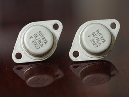 RCA BDY 37A (used & tested) for diy Quad amplifiers 2 pieces ! - $7.69