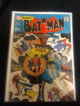 BATMAN #213 vg 1ST APPEARANCE OF ROBIN RETOLD - $30.60