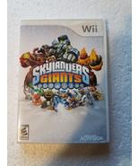 Nintendo Wii Skylanders Giants with Instructions - $6.99