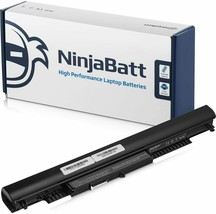 NinjaBatt Laptop Battery HP Pavilion 14,15, HS03,HS04, HSTNN-LB6V,G4,G5, 240-256 - $33.00
